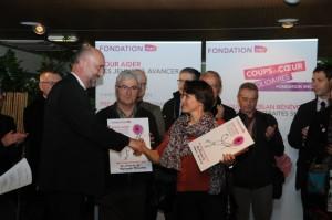 """""""Coup de Coeur Solidaires"""" - Fondation SNCF"""