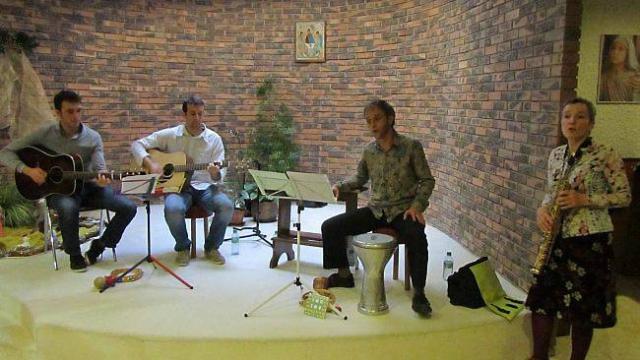 Euphonie chante pour les jeunes malades